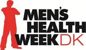Logo Mens Health Week